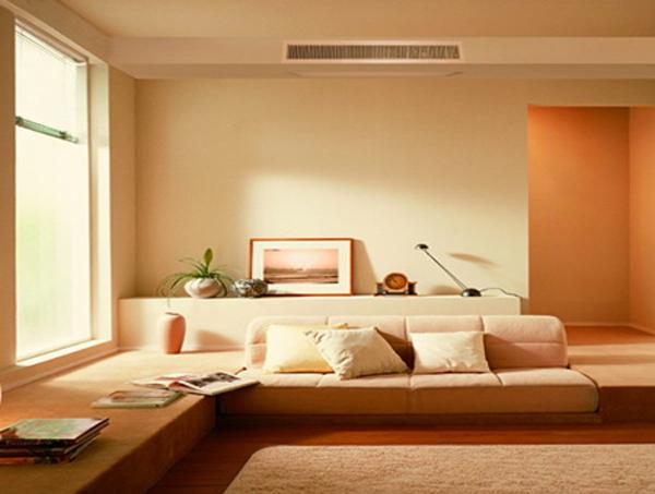 客厅安装效果图