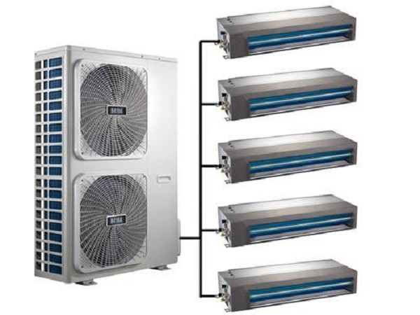 中央空调的匹数怎么算?看懂后不再被忽悠!